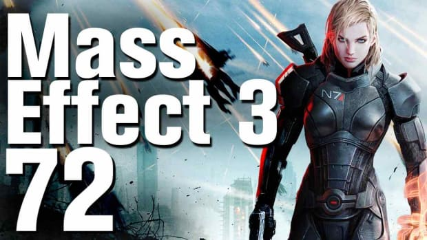 ZZT. Mass Effect 3 Walkthrough Part 72 - Thessia - Asari Temple Promo Image