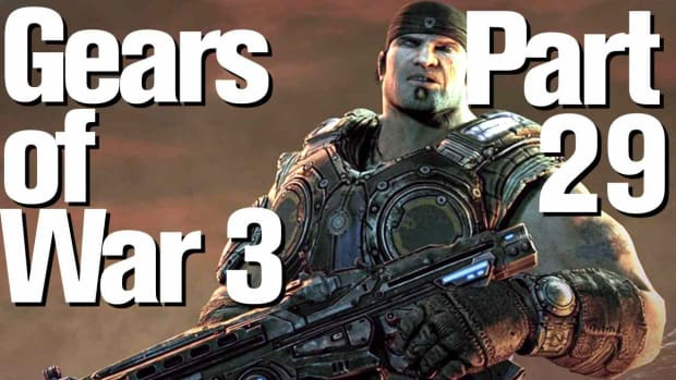 ZC. Gears of War 3 Walkthrough: Act 2 Chapter 6 Promo Image