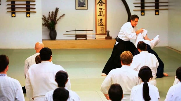 A. What Is Aikido? Promo Image