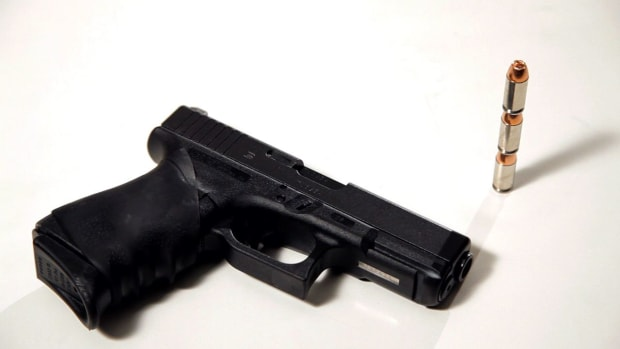 A. Glock 23 Review Promo Image