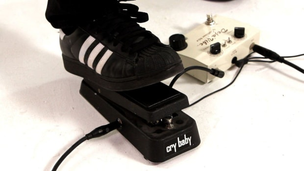 O. What Is a Wah Pedal? Promo Image