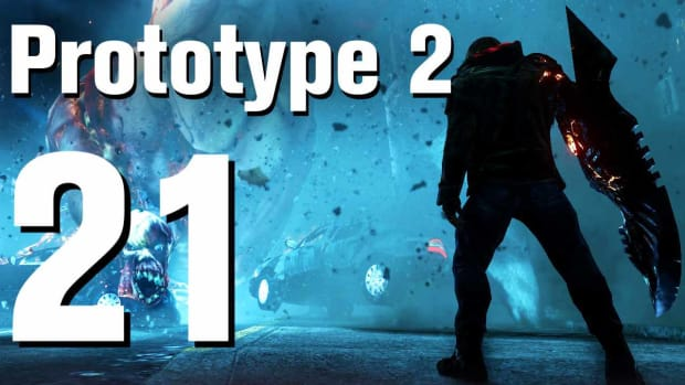 U. Prototype 2 Walkthrough Part 21 -The White Light Promo Image