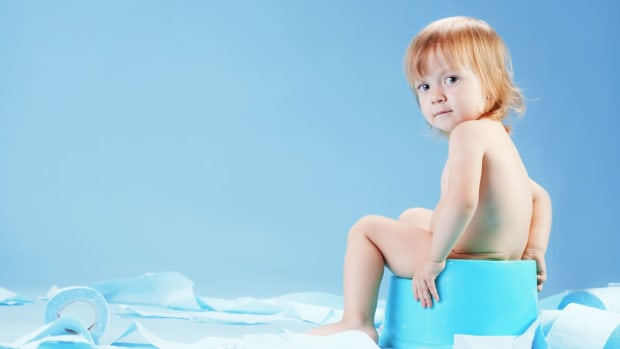 N. How to Get Your Child Used to Sitting on the Toilet Promo Image