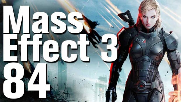 ZZZF. Mass Effect 3 Walkthrough Part 84 - Earth Promo Image