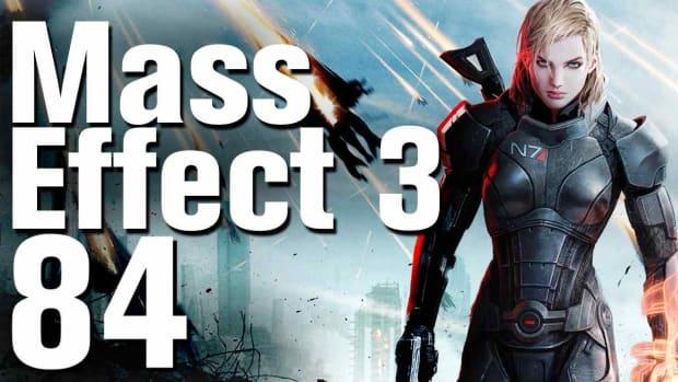 ZZZF. Mass Effect 3 Walkthrough Part 84 - Earth Promo Image