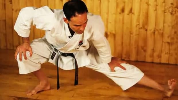 C. How to Warm Up for Karate Promo Image