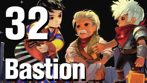 ZF. Bastion Walkthrough Part 32: Colford Cauldron (1 of 2) Promo Image