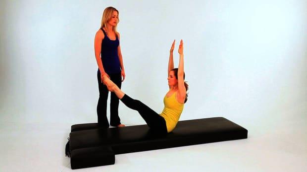 ZU. How to Do Intermediate Pilates Teaser 3 Promo Image