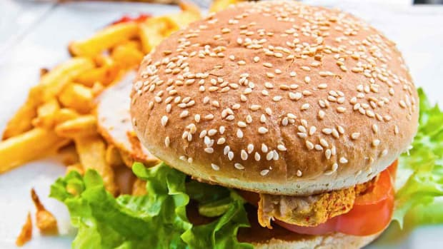 A. How to Lose Weight with the Fast Food Diet Promo Image