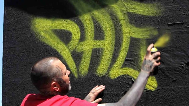 C. How to Use a Fat Cap to Draw Graffiti Promo Image