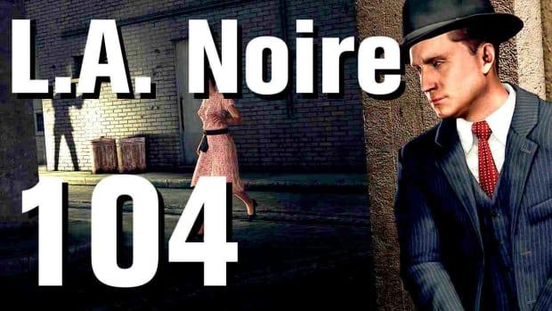 """ZZZZ. L.A. Noire Walkthrough Part 104: """"The Gas Man"""" (10 of 10) Promo Image"""