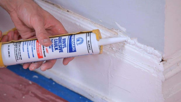 T. How to Caulk before Painting Promo Image