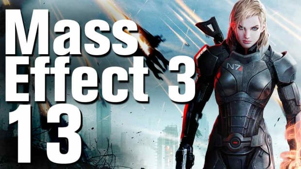M. Mass Effect 3 Walkthrough Part 13 - Normandy Crew Promo Image