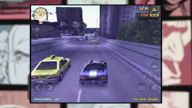 ZA. GTA3 iOS Walkthrough Part 27 - Shima Promo Image