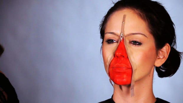 ZC. How to Add Color to a Special FX Zipper Face Promo Image