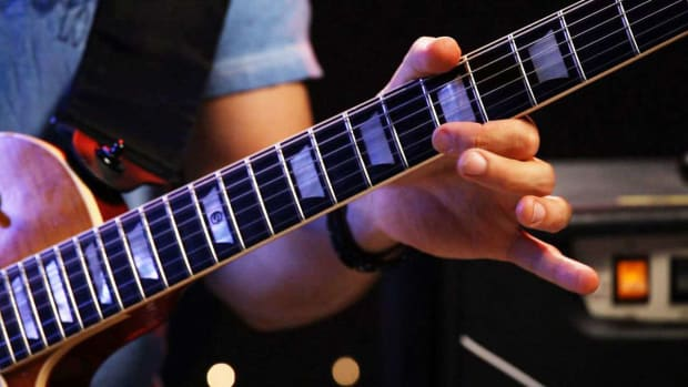 ZS. How to Play Legato on Heavy Metal Guitar Promo Image