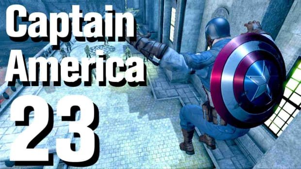 W. Captain America Super Soldier Walkthrough: Chapter 10 (2 of 2) Promo Image