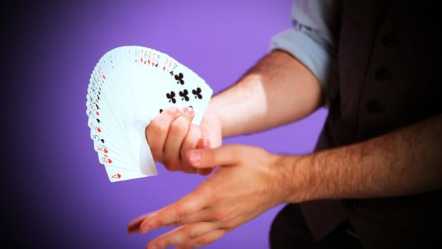 U. How to Do the One-Handed Fan Card Flourish Promo Image