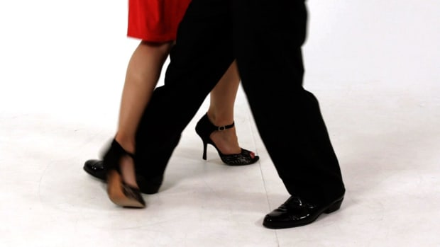 ZG. How to Do an Amague in the Argentine Tango Promo Image