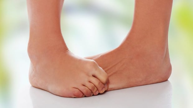 P. How to Get Rid of Toenail Fungus | Foot Care Promo Image