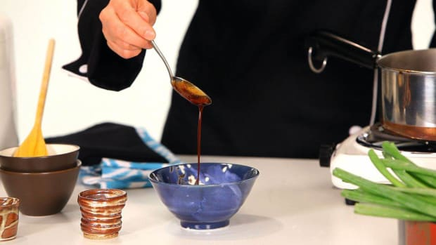 C. How to Make Eel Sauce for Sushi Promo Image