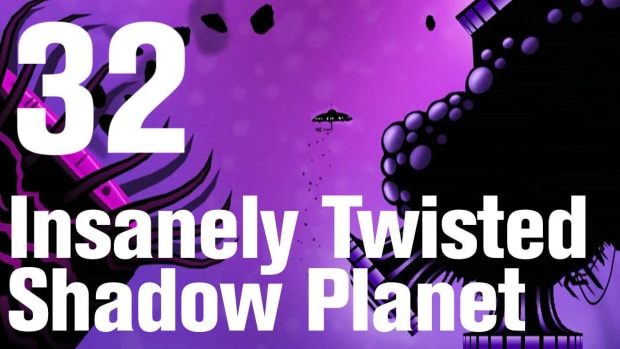 ZF. Insanely Twisted Shadow Planet Walkthrough Part 32: Final Boss and Ending Promo Image