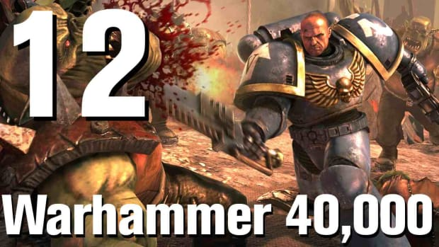 K. Warhammer 40K Space Marine Walkthrough Part 12: The Inquisitor Promo Image