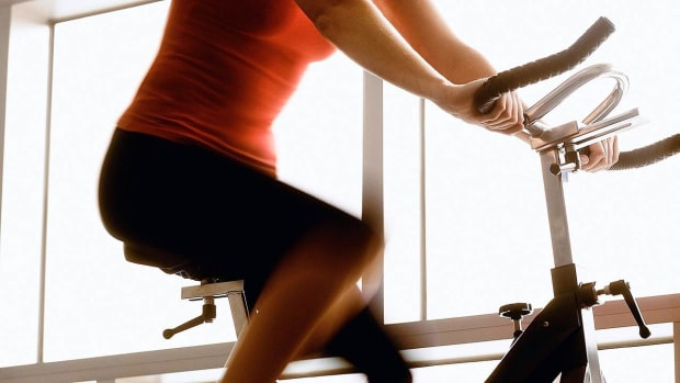Y. Is a Recumbent Bike or an Upright Bike Better for Knee Pain? Promo Image