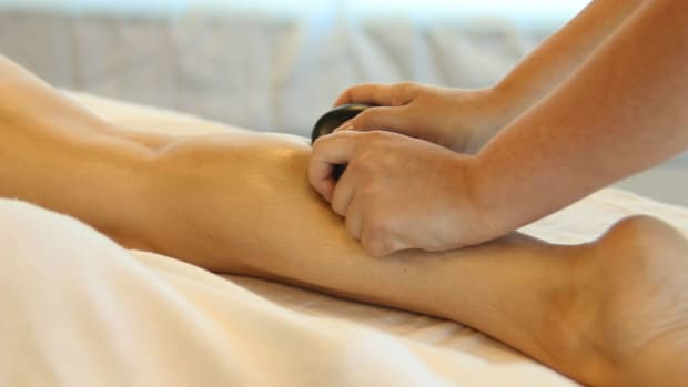 C. What Are the Benefits of Hot Stone Massage Therapy? Promo Image