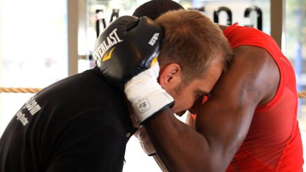 ZH. Boxing Defense Techniques Promo Image