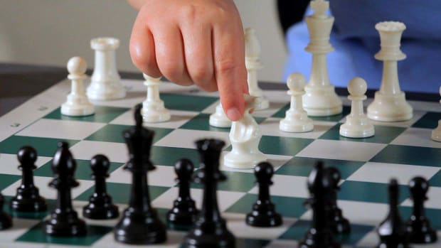 W. 3 Basic Opening Strategy Principles in Chess Promo Image