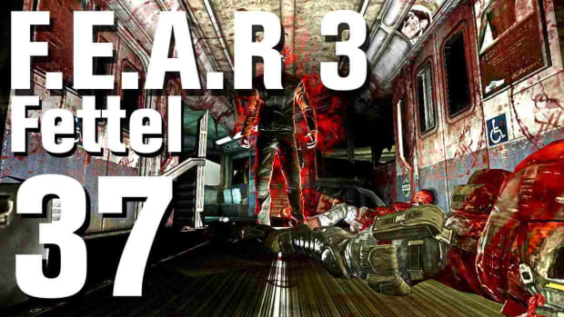ZK. F.E.A.R. 3 Fettel Walkthrough Part 37 Port (5 of 8) Promo Image