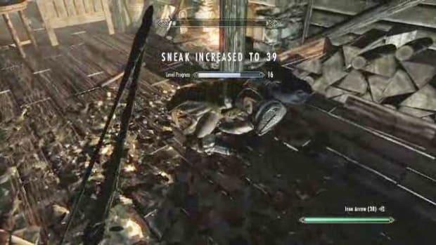 C. Skyrim Dark Brotherhood Walkthrough Part 3 - With Friends Like These Promo Image