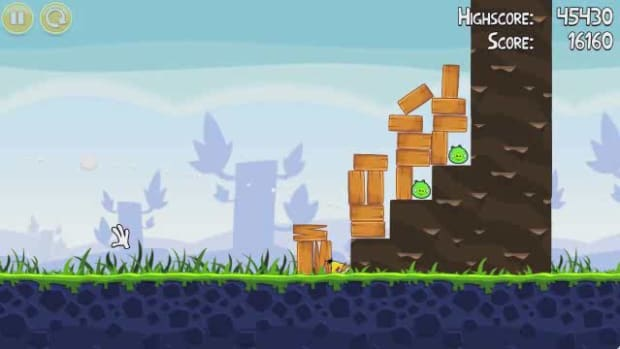 R. Angry Birds Level 1-18 Walkthrough Promo Image