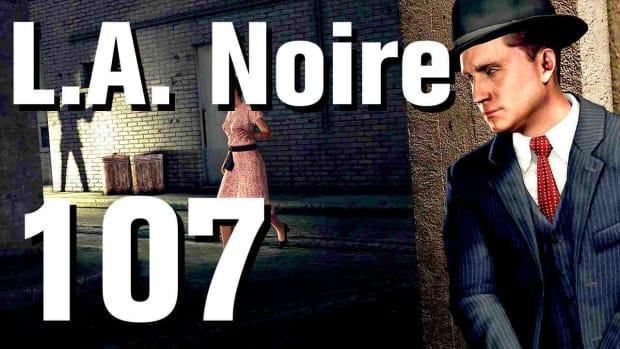 """ZZZZC. L.A. Noire Walkthrough Part 107: """"A Walk In Elysian Fields"""" (3 of 5) Promo Image"""