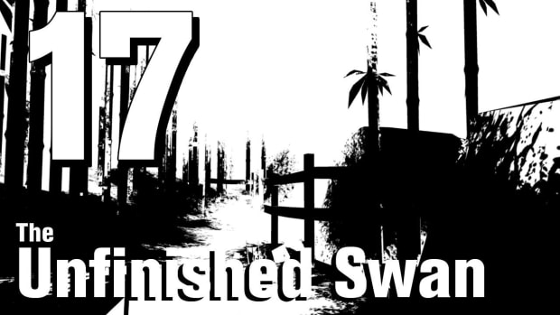 Q. The Unfinished Swan Walkthrough Part 17 - Chapter 3 Promo Image