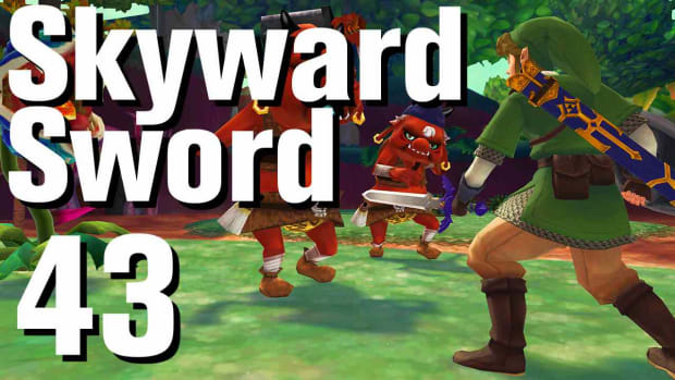 ZQ. Zelda: Skyward Sword Walkthrough Part 43 - Earth Spring Promo Image
