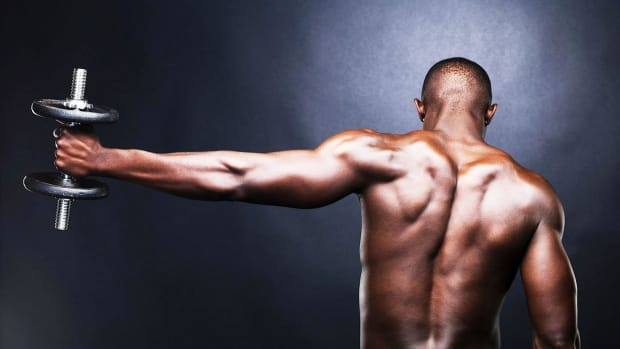 O. How to Use Protein Blends to Build Muscle Promo Image
