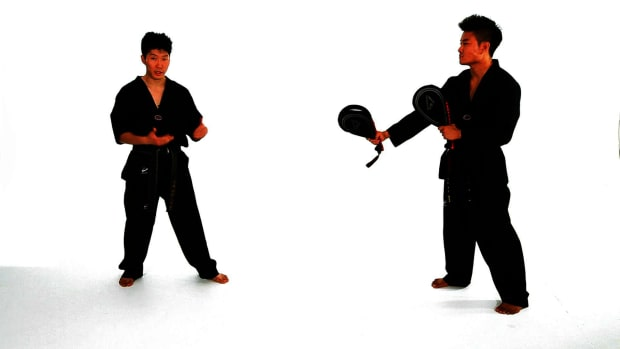 Y. How to Do Taekwondo Combination Drills Promo Image