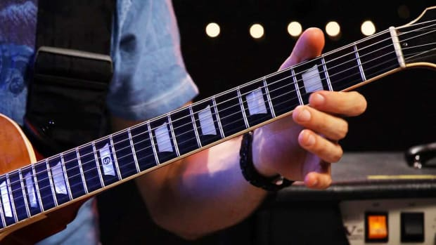 ZH. How to Play Pedal Notes on Heavy Metal Guitar Promo Image