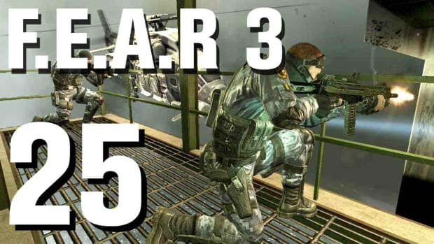 Y. F.E.A.R. 3 Walkthrough Part 25: Bridge (3 of 5) Promo Image