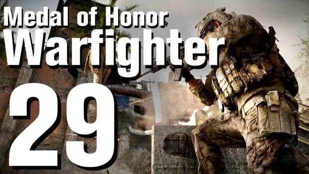 ZC. Medal of Honor: Warfighter Walkthrough Part 29 - Chapter 13: Preacher Promo Image