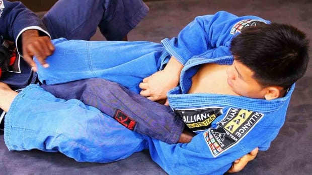 ZG. How to Do the Foot Lock Defense in Brazilian Jiu Jitsu Promo Image