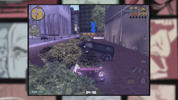 T. GTA3 iOS Walkthrough Part 20 - Under Surveillance Promo Image