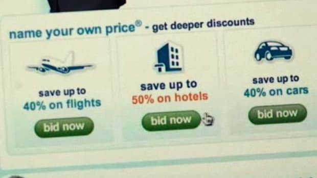 S. How to Bid on Priceline Promo Image