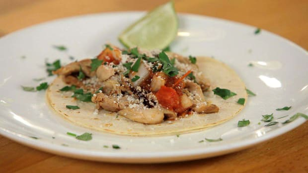C. How to Make Chipotle Chicken Tacos Promo Image