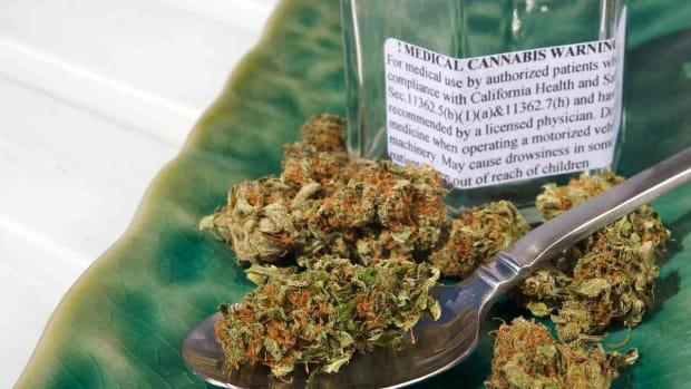X. Can Marijuana Help Chronic Pain? Promo Image