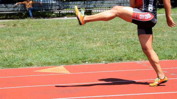 N. 3-Speed Training Drills for Sprinters Promo Image