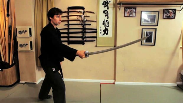 ZR. How to Do a Basic Ninjutsu Sword Draw Promo Image