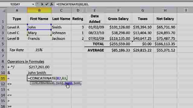T. How to Understand Formulas & Functions in Excel Promo Image